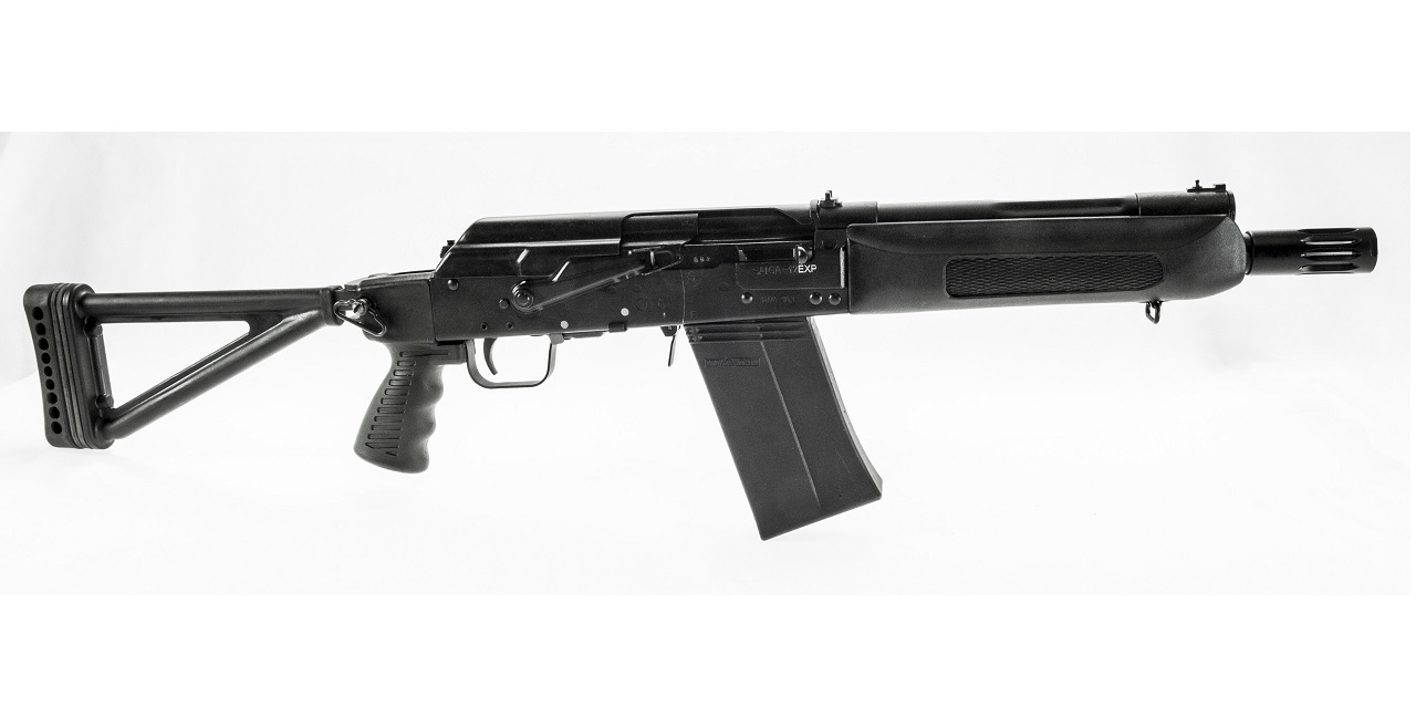 IZHMASH SAIGA 12 VER. 083C TACTICAL