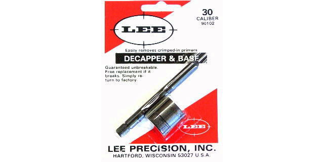LEE - DECAPPER & BASE 30