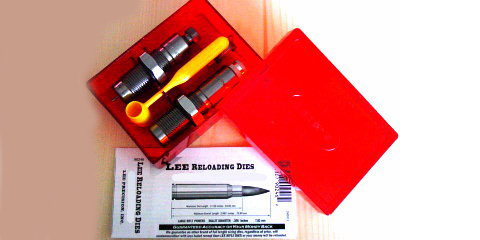 LEE - 2-DIE SET 6.5 JAPANESE