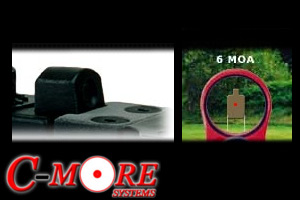 C-MORE DIODO RED DOT 6 MOA