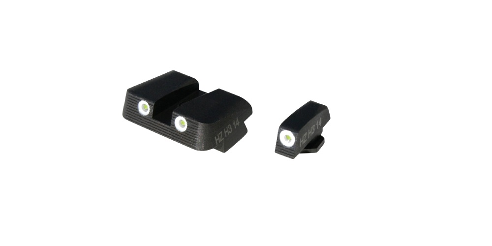 HIVIZ GLN125 GLOCK NITESIGHT SET