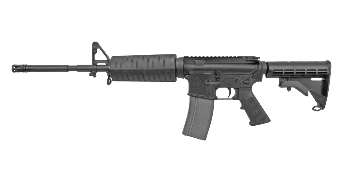 OLYMPIC ARMS K3B M4