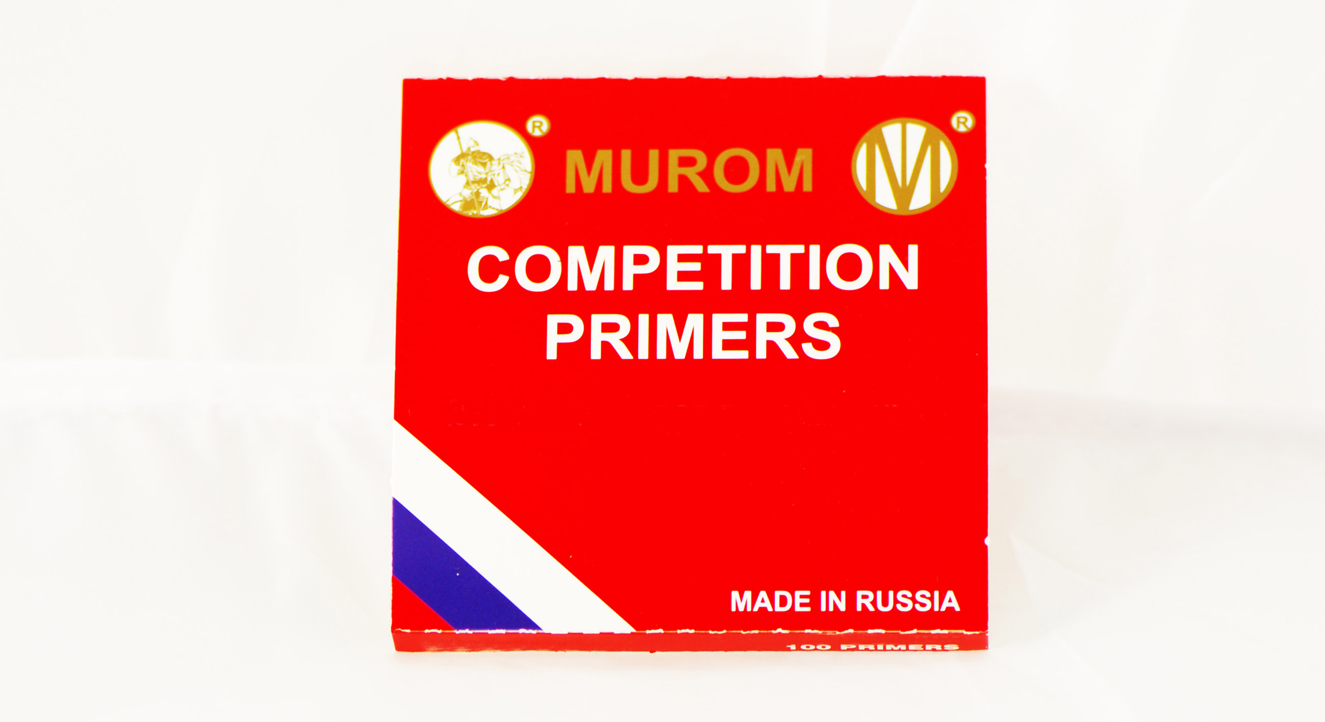 MUROM KVB-45 LARGE PISTOL PRIMERS COMPETITION