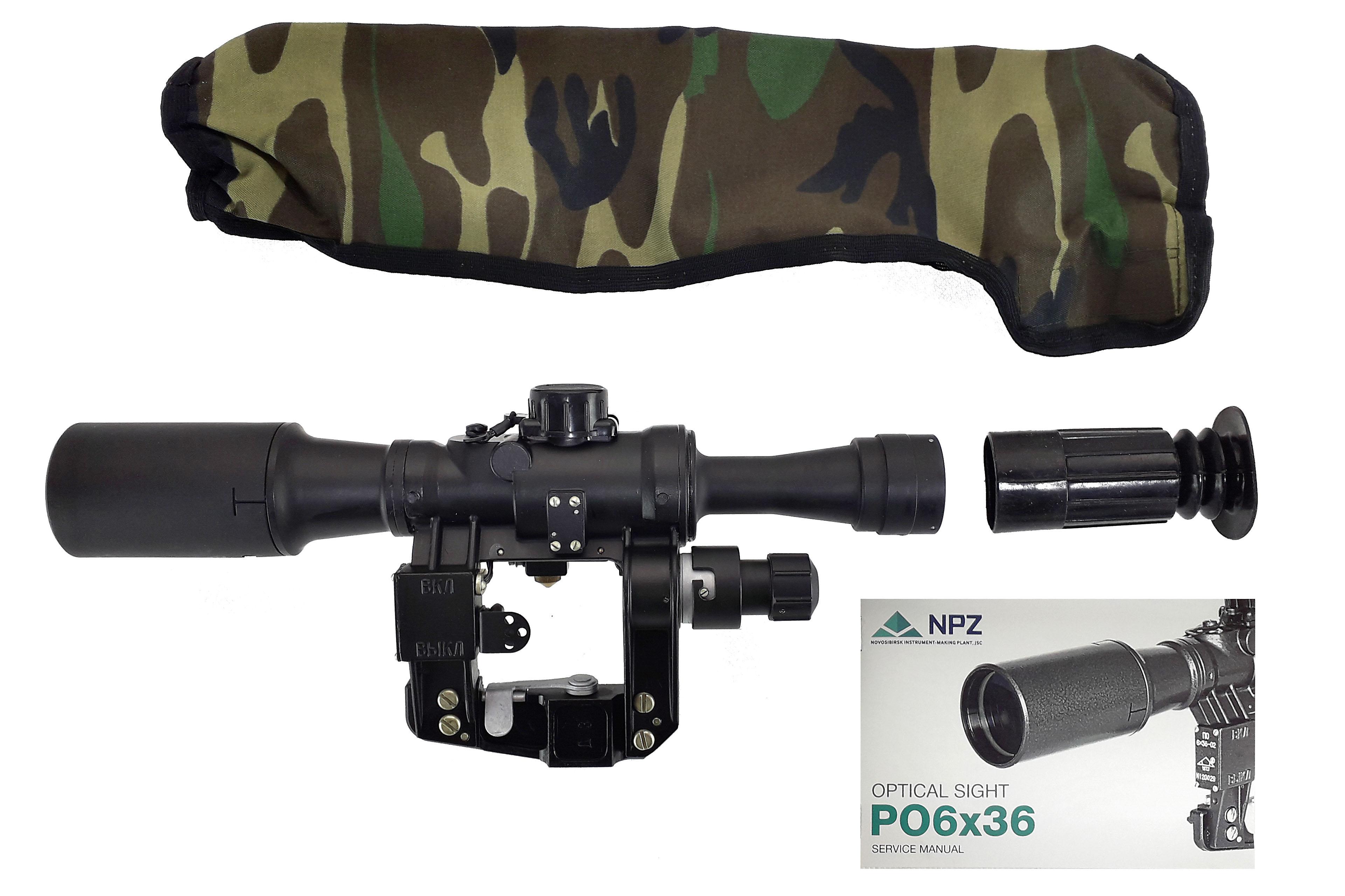 NPZ - PO 6X36 SVD