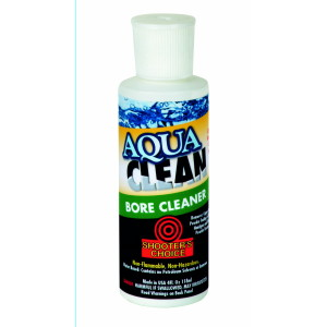 SHOOTERS CHOICE AQUA CLEAN BORE CLEANER