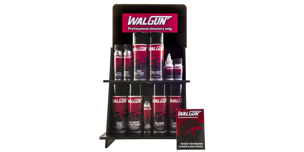WALGUN KIT + ESPOSITORE