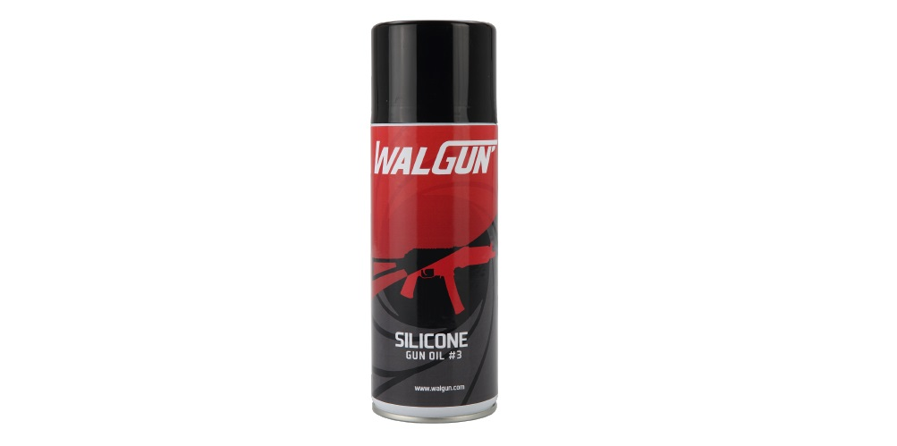 WALGUN SILICONE GUN OIL #3 - NEW