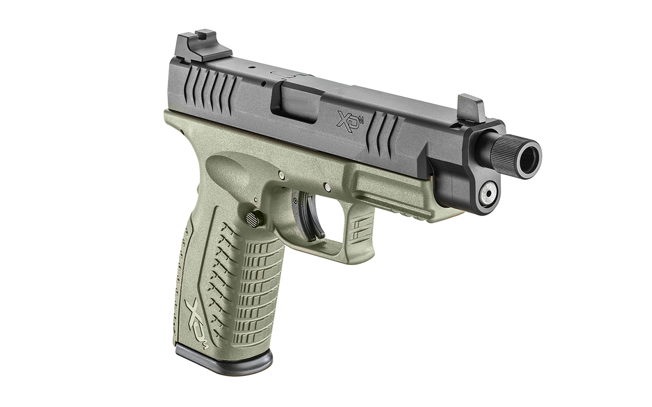 HS XDM-9 SPECIAL OPS GREEN