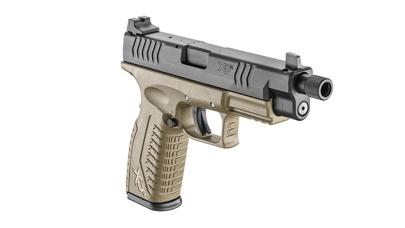 HS XDM-9 SPECIAL OPS TAN